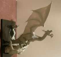 'Border Guards' view 1 by dragonsculptor