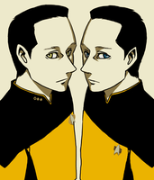 I love both Data. by hasze