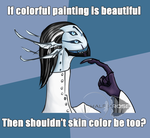 phylosoIntya-Skin color by half-rose