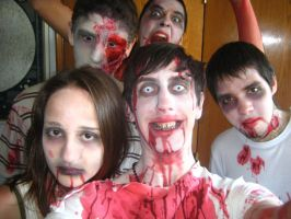 Zombie Friends 2 by Experiment-with-Life