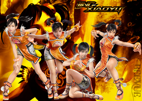 Ling Xiaoyu Wallpaper by BeeVue