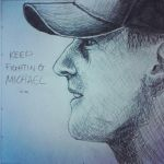 Keep Fighting Michael by jagolevert