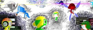 Keroro, Fight for Your Life by aerinsol