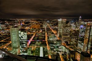 View from Main Tower HDR 01 by melmarc
