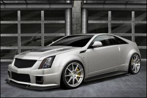 Hennessey V1000 CTS-V Coupe by jonsibal