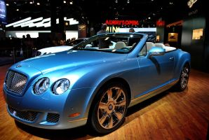 2010 Bentley Continental GTC. by LateRainyNights