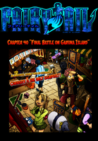 Fairy Tail: Battle on Garuna by silversuriv