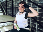 Rebecca Chambers - Yes, sir! by Valhalla-Redfield