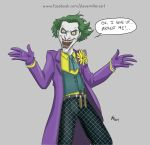 The Joker by SteveMillersArt