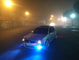 Foggy Night by FuLL95BRA
