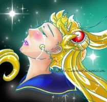 Sailor Moon's Tears by Kiki-Tanoshii