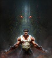 Wolverine by yichenglong1985