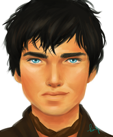 Gendry Waters by kimpertinent