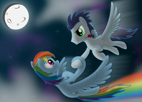 Moonlight Tango by ThunderElemental