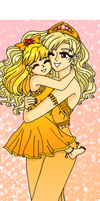 Venus - Queen and Princess by Sailor-Serenity