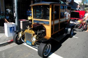 Ford Model T Depot by CZProductions