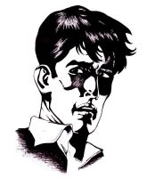 DYLAN DOG 4 by SCHIATTAMUORT