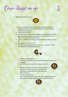 Como dibujar ojos 3 How to draw an eyes by Contxu