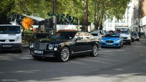 Bentley Mulsanne by ShadowPhotography