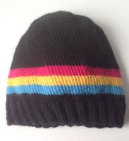 Pansexual Pride Hat by holls