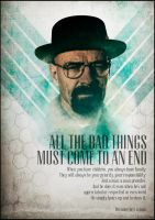 Breaking Bad:The end by Luckino
