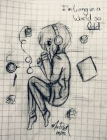 World So Cold by MadPan-Inc