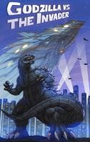Godzilla vs the Invader by blackmyst