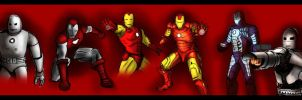 Ironman: Modern vs Classic by Drawer888