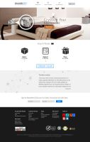 Flat UI for www.3dlasergifts.com by princepal