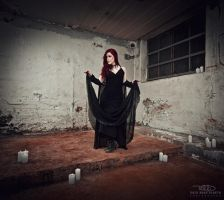 Metal band: Poetica, promotional work #2 by RuudPhotography
