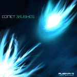Comet Brushes by rubina119