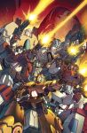 Transformers RID #12 cover colors by khaamar