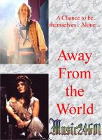 Away from the World Book Cover Banner by Sunshine-Girl524