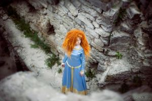 Merida, decisive by shua-cosplay