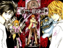 Deathnote by thewalkingpencil
