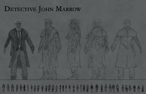 Detective John Marrow by faxtar