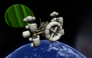 KSP Station Concept 3 Scenic View by Shroomworks