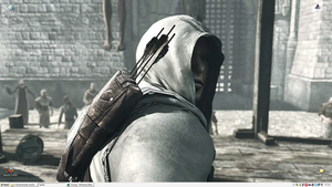 Altair from Intro by Shadowgirlfan