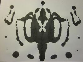 Ink Blot 1 by Scubacat17