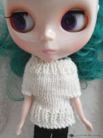 Pullover for Blythe by kivrin82