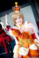 Card Captor Sakura cosplay by Madoka-swan