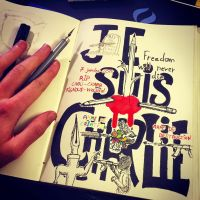 Je Suis Charlie by Ade-Darkstone