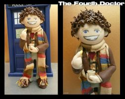 Clay Fourth Doctor by vandonovan