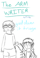 The ARM WRITER by melon413