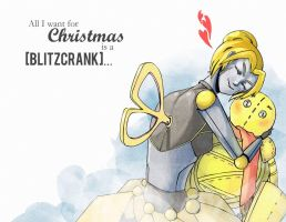 All I want for Christmas is a [Blitzcrank]... by jayoh28