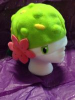 Shaymin Hat by lolpopcorn13