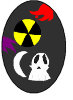 Toxic's and Evanesce's egg by SPAC3D3AD
