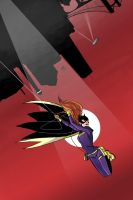 Batgirl by patoftherick