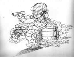 Halo 3 by Uncle-Gus