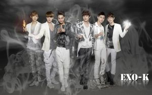 exok faceshop ver 2 by KpopGurl